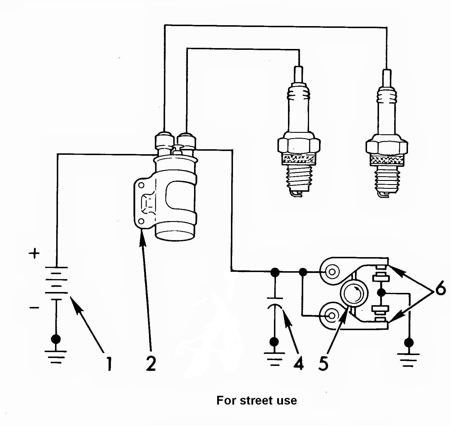 accel ignition wiring diagram dodge ignition accel coil wiring diagram